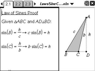 law of sine and cosine word problems with solutions pdf