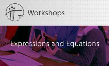 Building Concepts expressions and equations workshops
