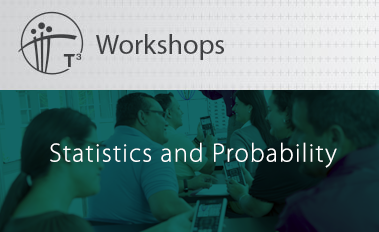 Building Concepts statistics workshops