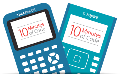 Learn to Code with Your TI Graphing Calculator