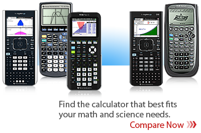 product category for comparing graphing caluclators
