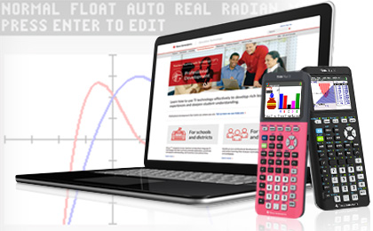Product details Professional Development for TI-84 Plus CE Graphing calculators Promo