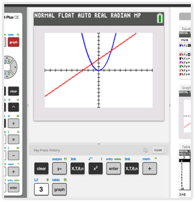 TI-SmartView™ CE Emulator Software for the TI-84 Plus Family
