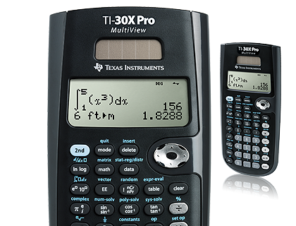 Texas instruments texti34multiv ti-34 multiview scientific.