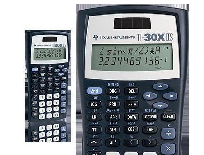 Wissenschaftlicher Taschenrechner Ti 30xiis Deutschland