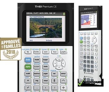 calculatrice graphique ti-83 plus gratuit