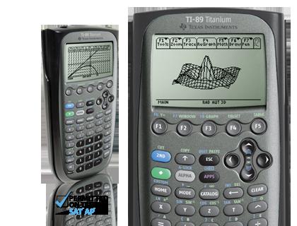 Ti 89 Titanium Graphing Calculator