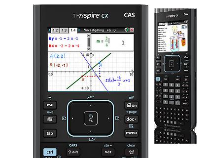 Ti Nspire Cx Cas Graphikrechner Texas Instruments Deutschland