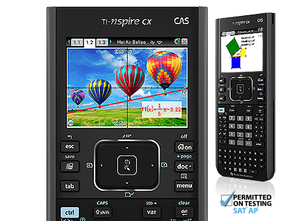 TI-Nspire™ CX CAS Handheld