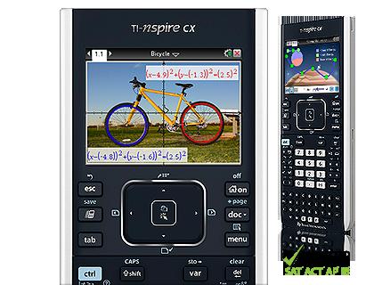 Ti Nspire Cx Handheld