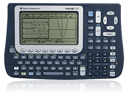 Voyage 200 Graphing Calculator