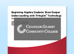 Partner Education Chandler Gilbert