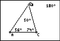 Interior & Exterior Angles of a Triangle: Geometry: