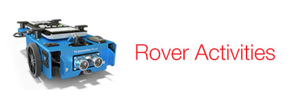 Rover coding Activities promo