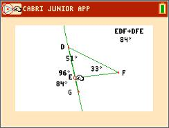 Exterior Remote Interior Angles Geometry