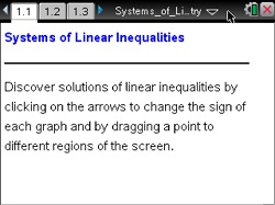 Lesson 34 writing and graphing inequalities in real-world experience