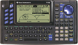 TI-92 Plus by Texas Instruments - US and Canada