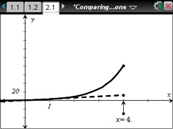 A1 U8 Comparing Linear and Exponential Functions_sm