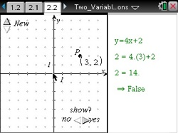 A1 U3 Two Variable Linear Equations_sm