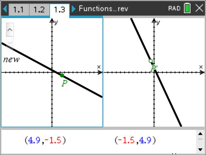 Activity: Domain and Range 2: Algebra 2: TI Math Nspired
