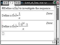 Limit Series