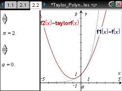 Math Nspired - Calculus - Series and Taylor Polynomials by