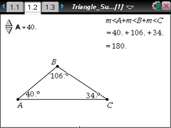 activity: corresponding parts of congruent triangles